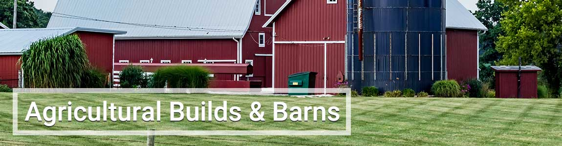 Agricultural Builds & Barns